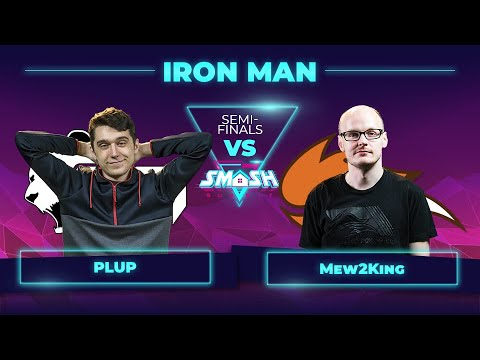 Plup vs Mew2King - Iron Man Semifinals - Smash Summit 7