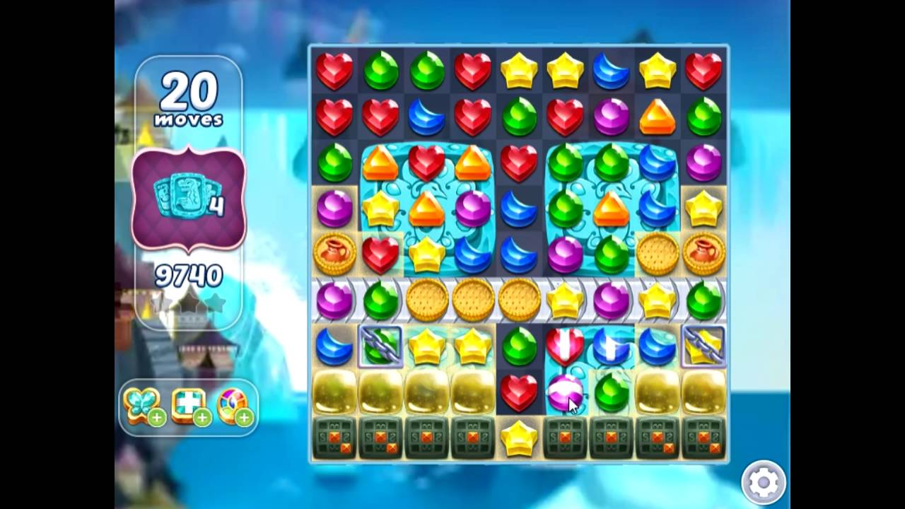 Genies & Gems level 157 NO BOOSTERS