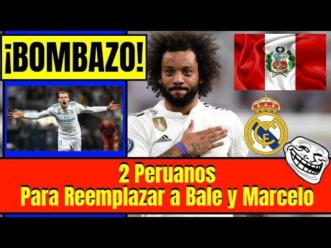 🔴 ¡AUNQUE USTED NO LO CREA! ⚽ Real Madrid ¡BUSCA! jugadores en Perú y Brasil ⚽ 2 Peruanos en ¡LISTA!
