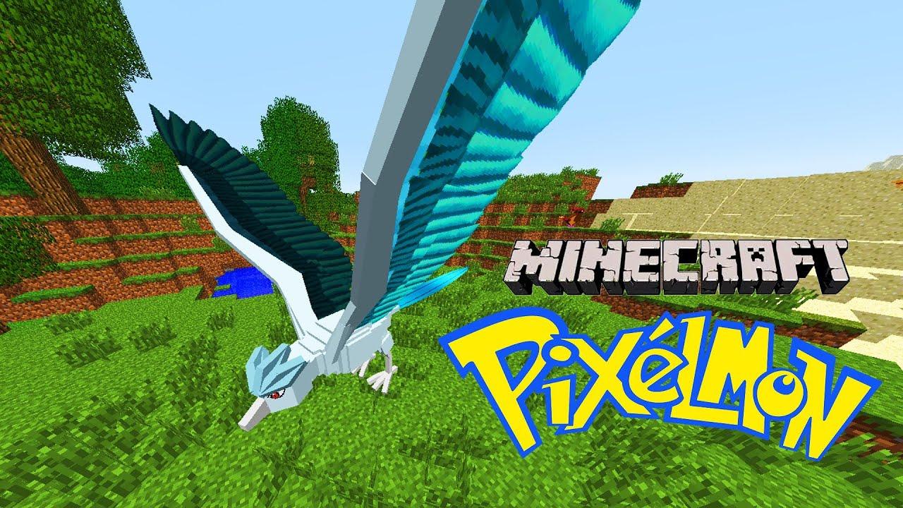Pixelmon V.3.3.8 per Minecraft 1.7.10