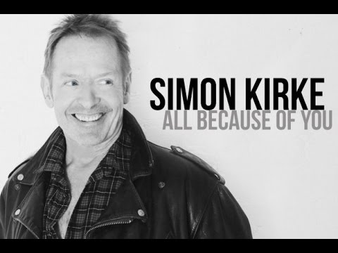 Simon Kirke (Bad Company) - All Because Of You (The 2017 interview)