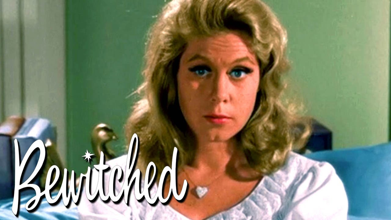 Samantha Has Lost Her Powers! | Bewitched