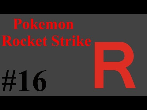 Let's Play Pokemon Rocket Strike w/ Arrancar #16 Admin
