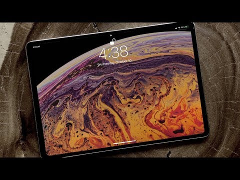 iPad Pro X (2018) Preview