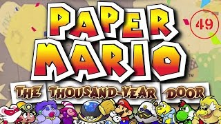 Walk & Play - Paper Mario NGC - Episode 49 - Dédale et Puzzles - Par Fuzhyon (Fr)