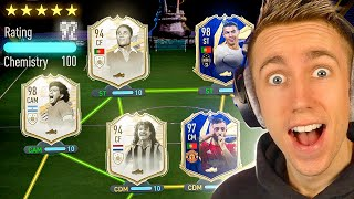 MINIMINTER GETS A NEW FUT DRAFT WORLD RECORD!