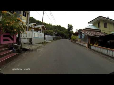 [GoPro]  Driving in Sangihe island , the Indonesia's Northern Border