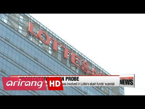 Korean prosecutors' probe into Lotte Group widens