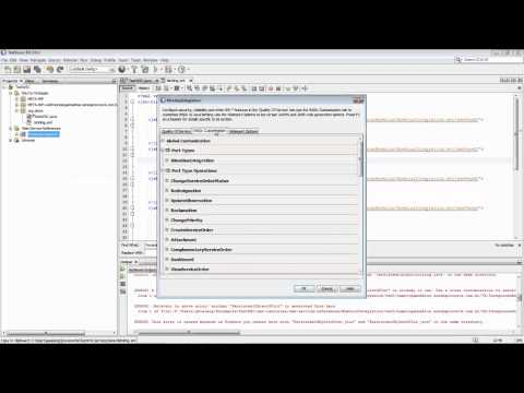 Resolving JAXB Binding Problems with NetBeans IDE