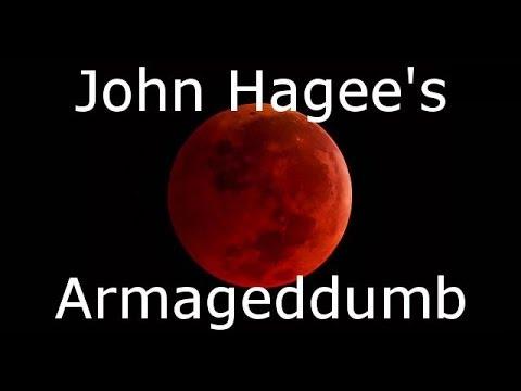 John Hagee's Armageddumb is here (The Infidel 2014-05-02)