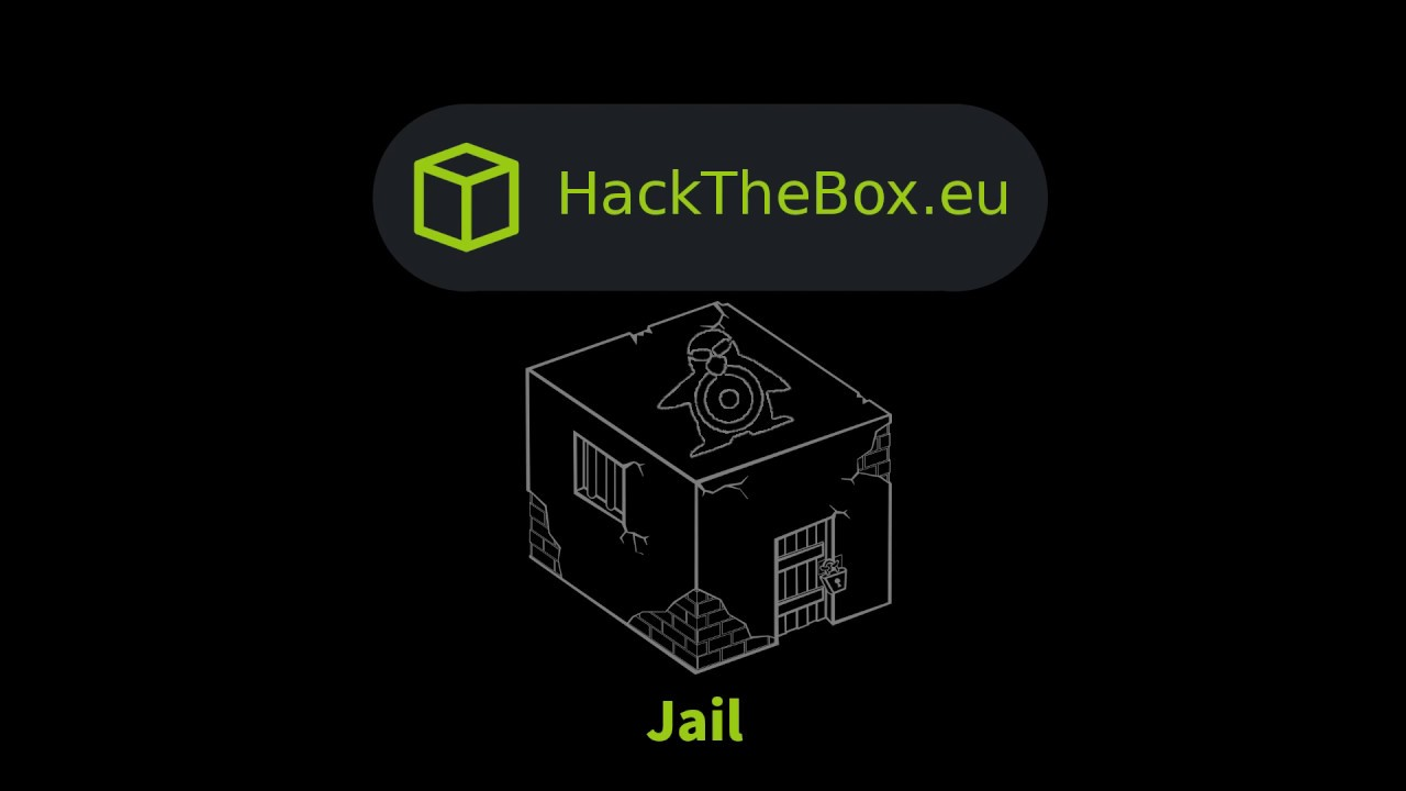 HackTheBox - Jail