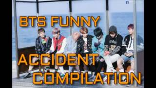 BTS FUNNY ACCIDENT COMPILATION