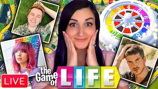 I Hope My LIFE is Better Than My Friends ...in The Game of Life 2 😈
