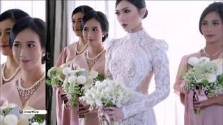 INSERT STORY Pernikahan Isyana Saraswati Berlangsung Lancar PART3