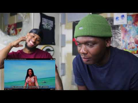 6ix9ine Ft. Anuel AA - BEBE (official Music Video) - REACTION