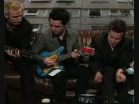 Funny Moments of Green Day