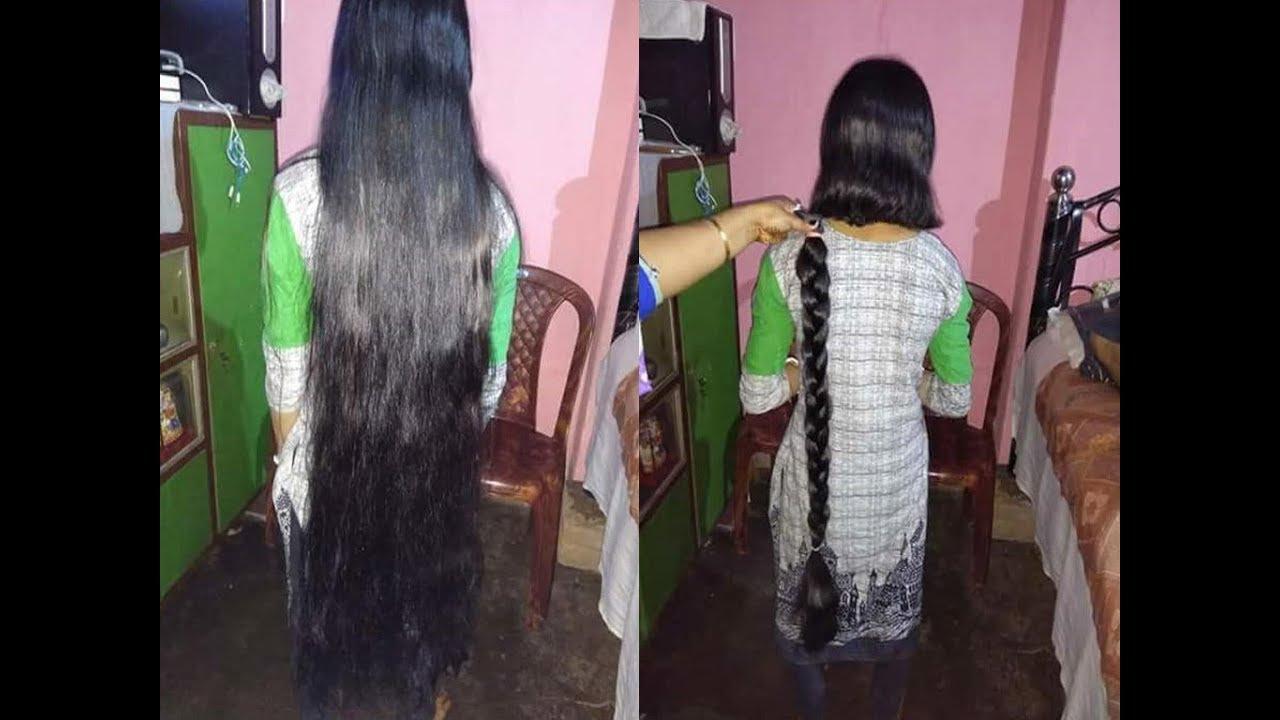 Long To Short Hair Cut Video At Home Long Haircut Youtube