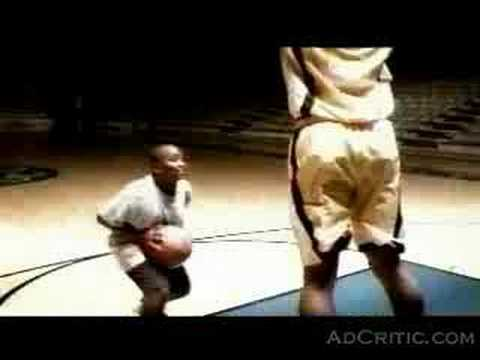 Kobe Bryant 1 on 1 with Kid (Commercial)