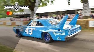 Top 25 Festival Of Speed Moments | The King Comes To Goodwood