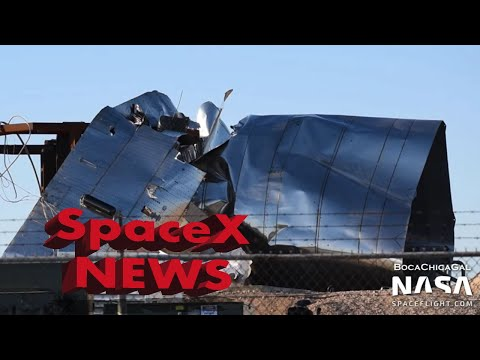 SpaceX Starship Construction And Other NEWS