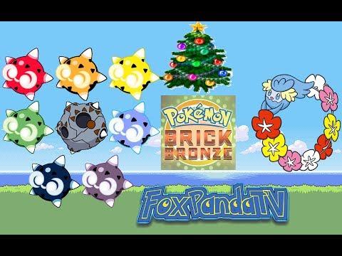 Pokemon Brick Bronze Christmas Event 2019 FoxPandaTV Roblox [Christmas] Pokemon Brick Bronze MINIOR & COMFEY