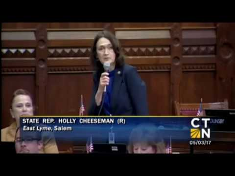Rep. Cheeseman Supports Her Higher Ed. & Employment Advancement Bill