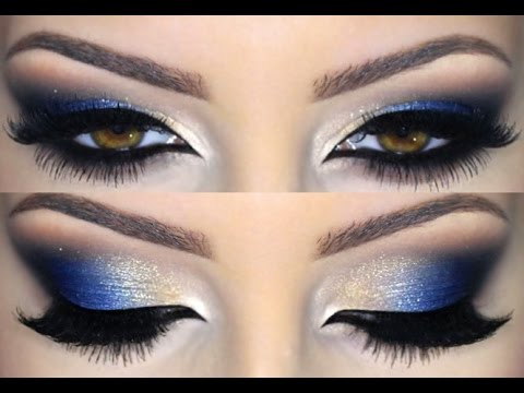 ♡ Cobalt Blue MakeUp Tutorial | Mellissa Samways ♡