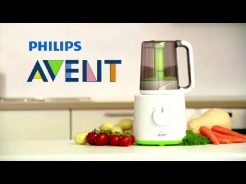 Philips AVENT Combined Steamer & Blender  konyhai kisgép