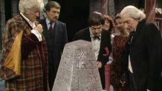 The Doctors Reunite - Doctor Who - The Five Doctors - BBC