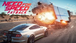 Need for Speed: Payback - PC Gameplay