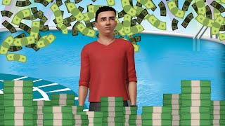 How to get free money on Sims 3 Ambitions (Ipod touch/Iphone/Ipad)