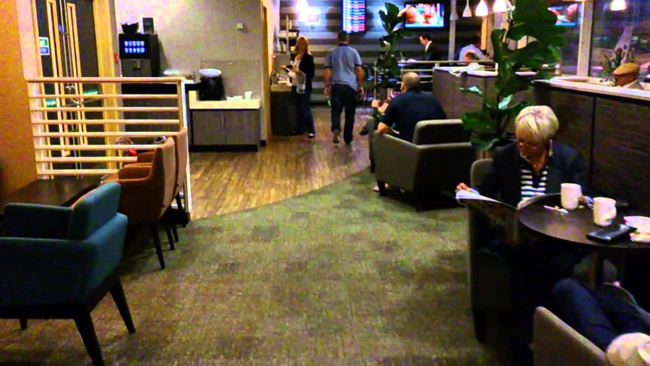 aspire lounge birmingham airport uk youtube. Black Bedroom Furniture Sets. Home Design Ideas
