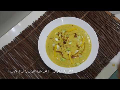 🍅 🍆 Vegetable Coconut Soup Recipe Vegan Vegetarian