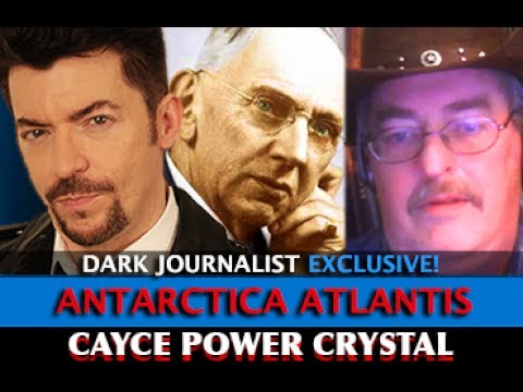 JOSEPH FARRELL: ANTARCTICA ATLANTIS! EDGAR CAYCE POSEIDIAN FIRE CRYSTAL - DARK JOURNALIST