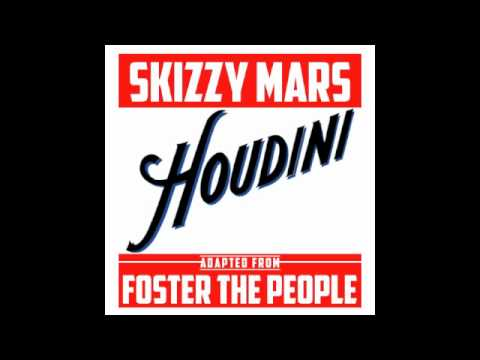 Skizzy Mars -- Houdini (ft. Foster The People) [Official Audio]