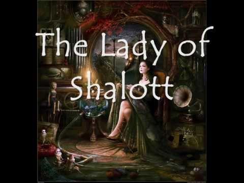 The Lady of Shalott by Loreena McKennitt with Lyrics