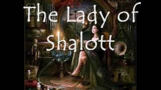 The Lady of Shalott by Loreena McKennitt with Lyrics