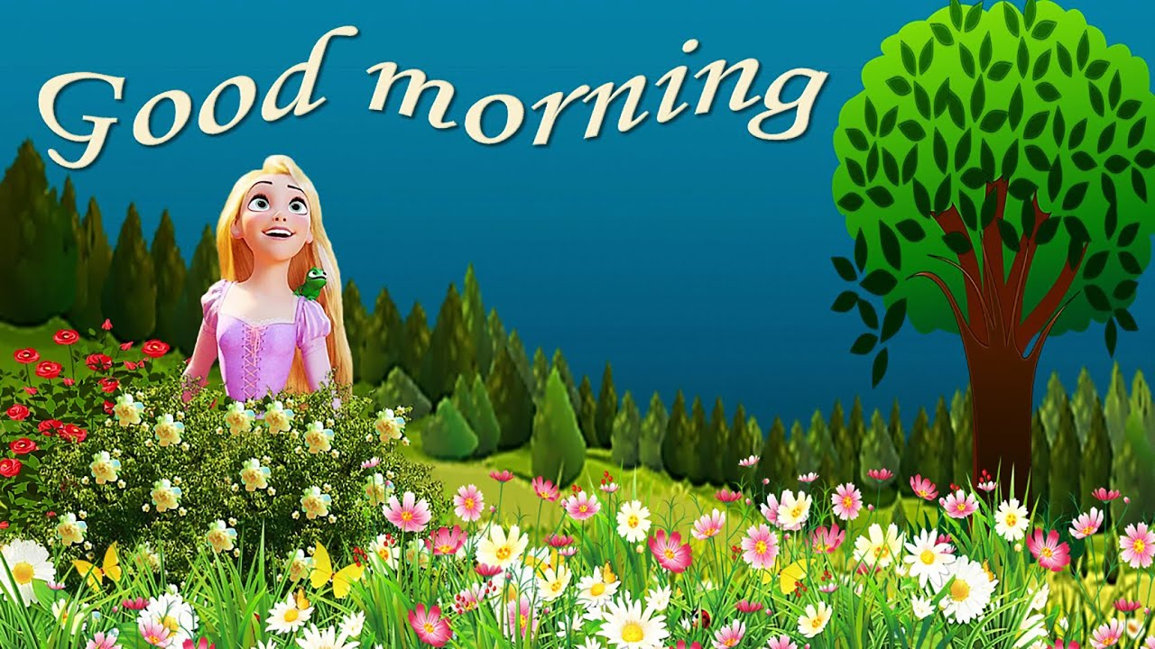 Good morning whatsapp video, greetings,quotes,sms, cute