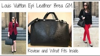 Louis Vuitton Brea GM Epi Leat…