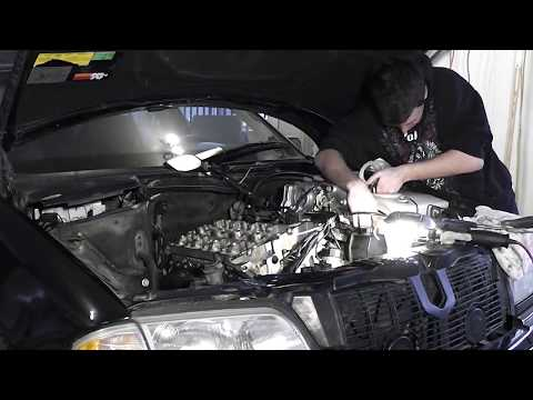 M111 Cylinder Head DIY - Reassembly
