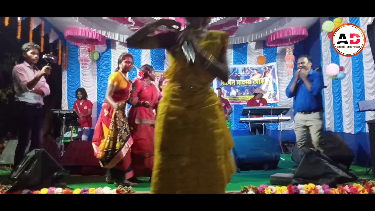 Ale Barge Re Ma Kocha Barge||Soheli Ghosh||New Santali Function Song 2020||Sagen Sakam Orchestra
