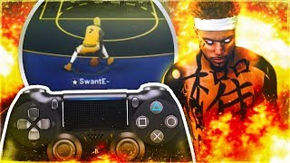 NBA 2K19 MOST OP COMBOS! BEST DRIBBLE MOVES To Get Ankles! How To DRIBBLE Like STEEZO w/ HAND CAM!!!