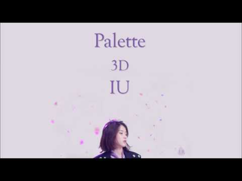 IU (feat. GDragon) - Palette [3D Audio]