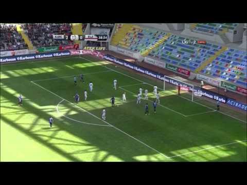 Midfielder Azofeifa -Turkey- HD