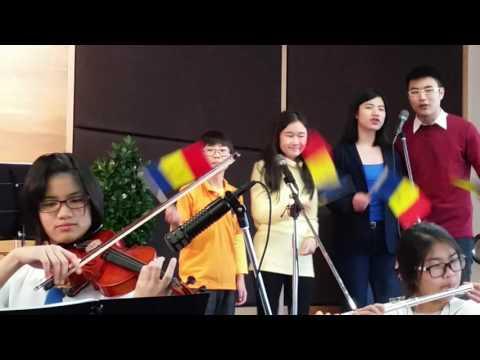 Marching Towards 21st Century Music Group Kosen Rufu Performance