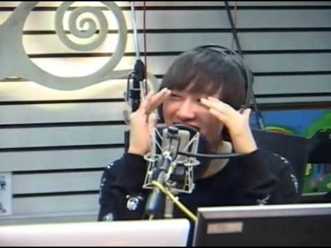 121105 Eunhyuk Singing 7 years of love - SSTP Shindong & Eunhyuk