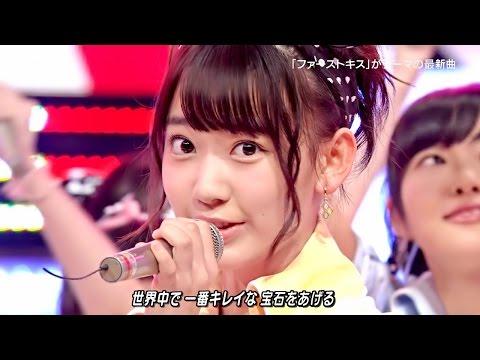 【Full HD 60fps】 HKT48 12秒 (2015.04.24 LIVE Mステ)
