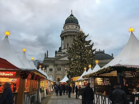 #360Video: Berlin's Christmas markets