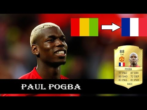 Biggest nationality changes EVER! - ft.Vieira, Paul Pogba, Desailly