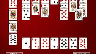 Hoyle Card Games 2002: Solitaire - Penguin